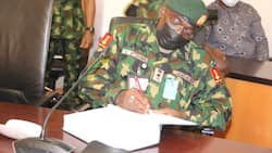 Alleged $1bn arms deal: Attahiru meets Reps committee, asks lawmakers to Invite Buratai, others