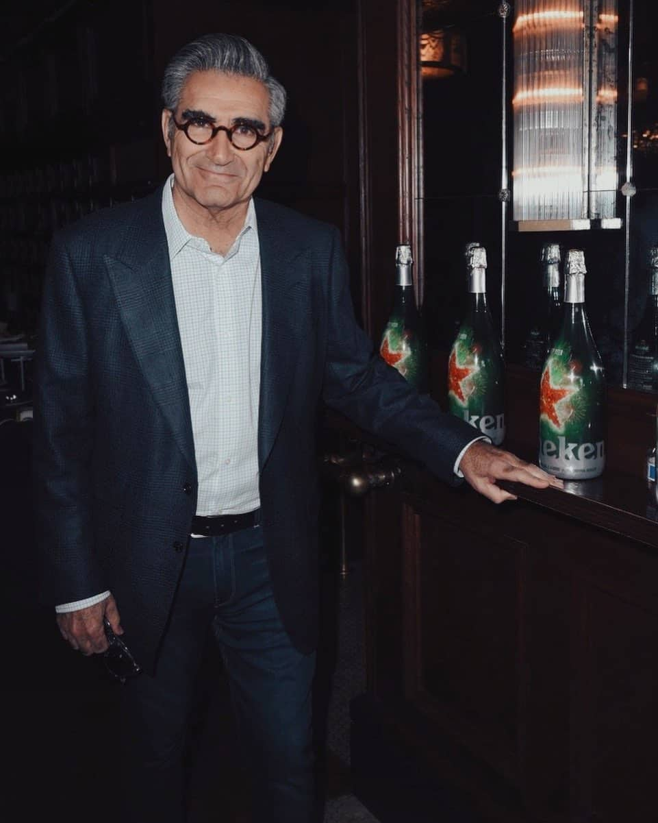 Eugene Levy movies and TV shows