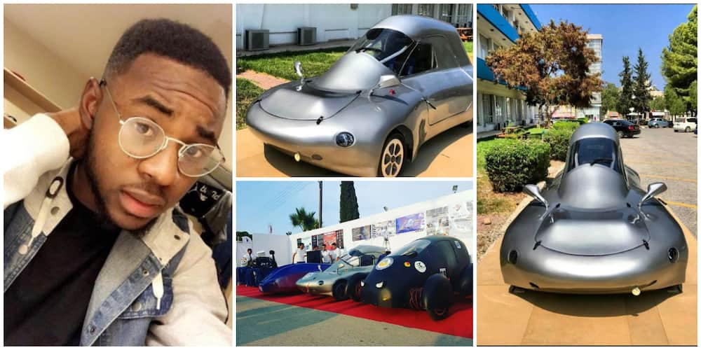 Abbas Jibrin: The Nigerian Genius and Lead behind a 'Weird-Looking' Electric Car in Turkey at the Age of 21