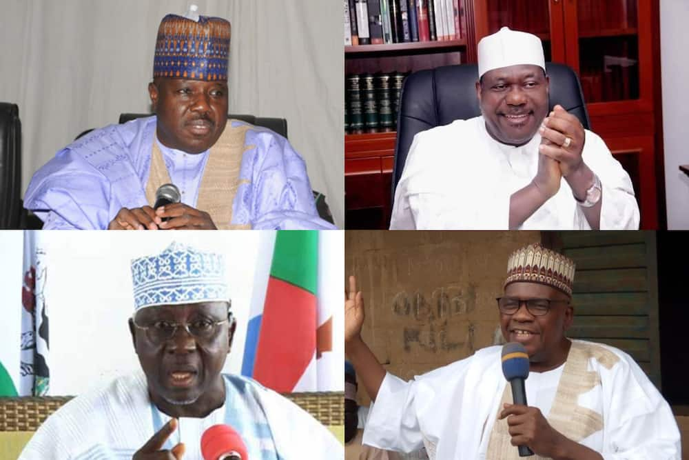 2023: List of six former governors eyeing APC chairmanship seat