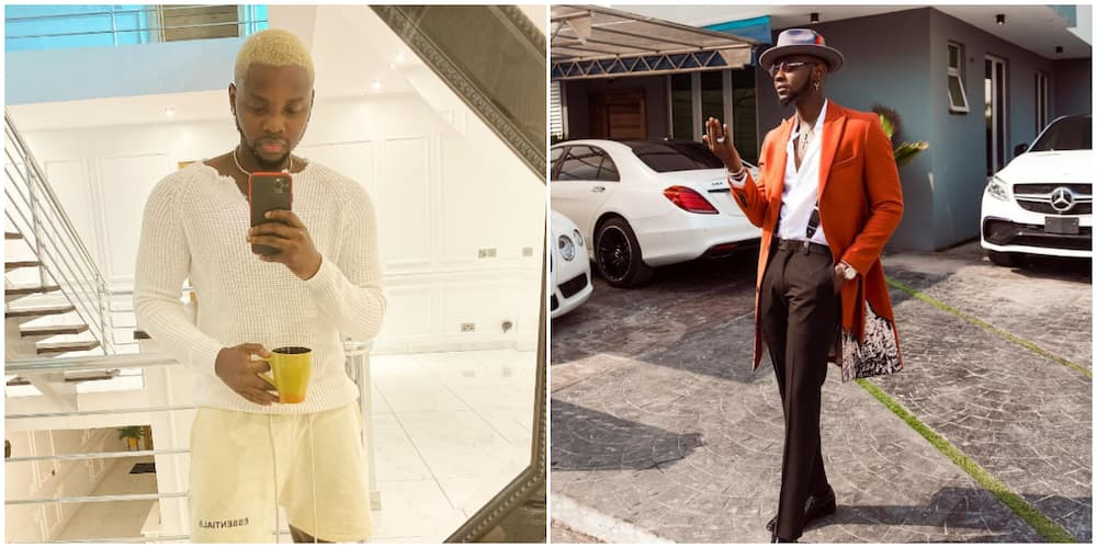Kizz Daniel reveals he battled health challenge that couldn't make him stand some months ago