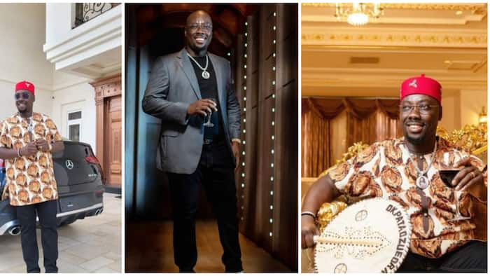 5 interesting biological facts about Nigerian billionaire of the moment Obi Cubana