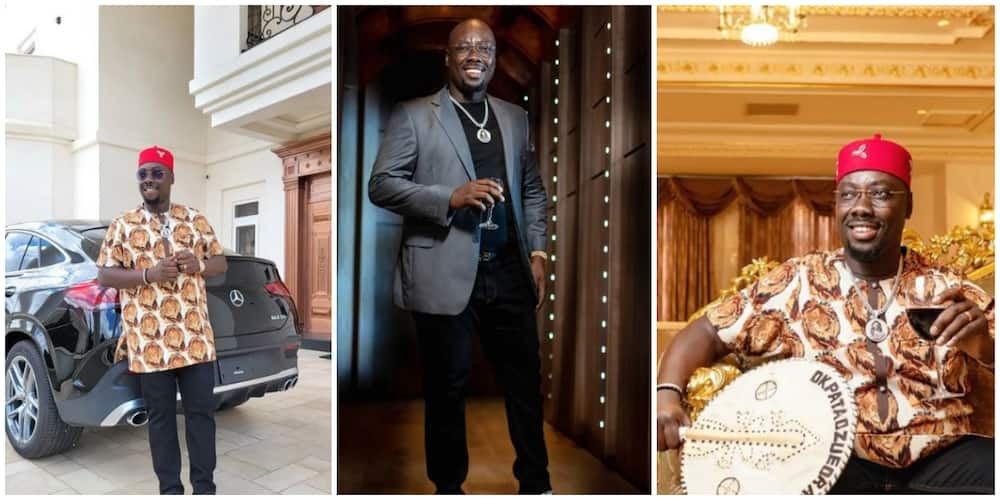 5 cool biological facts about billionaire talk-of-the-town Obi Cubana that will interest you