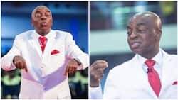 EndSARS: Bishop David Oyedepo finally speaks, says this will happen to looters, hoodlums