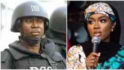 Badakalar layin wayar Hanan Buhari: Umarni daga fadar shugaban kasa ne ya sa muka tsare Okolie – SSS