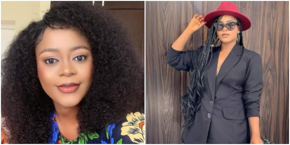 Actress Didi Ekanem motivates fans to work hard, reveals other things she does apart from acting