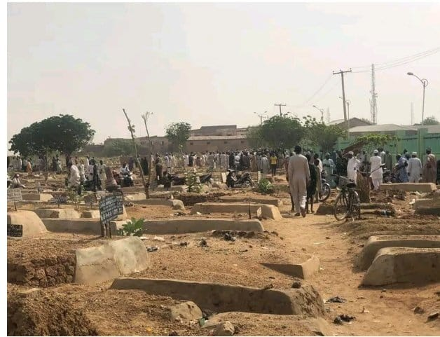 Presidential team says COVID-19 is the cause of mass deaths in Kano