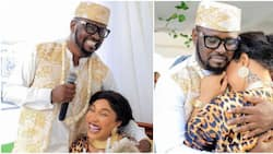 It shall be permanent: Fans react to new loved up photos of Tonto Dikeh and her boo Prince Kpokpogri