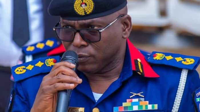 NSCDC boss: Criminals have informants among security operatives