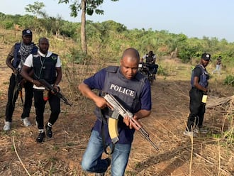 Kidnappers storm Abuja-Kaduna expressway, abduct travellers