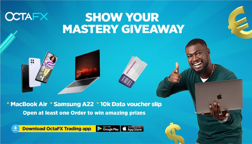 Meet the Sweetest Offer in Town, OctaFX Show Your Mastery Giveaway