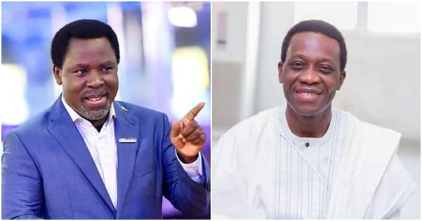 Divine Prophecy: Bishop TB Joshua Reveals Why Pastor Dare Adeboye Died Suddenly