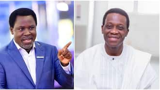 Divine Revelation: Prophet TB Joshua reveals why Pastor Dare Adeboye died suddenly