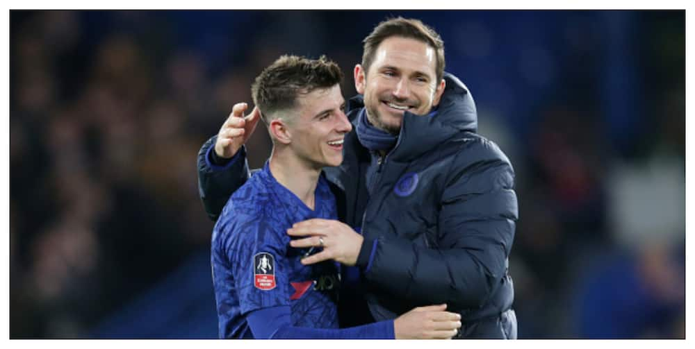 Chelsea star finally speaks after Lampard's departure, makes emotional statement about English boss