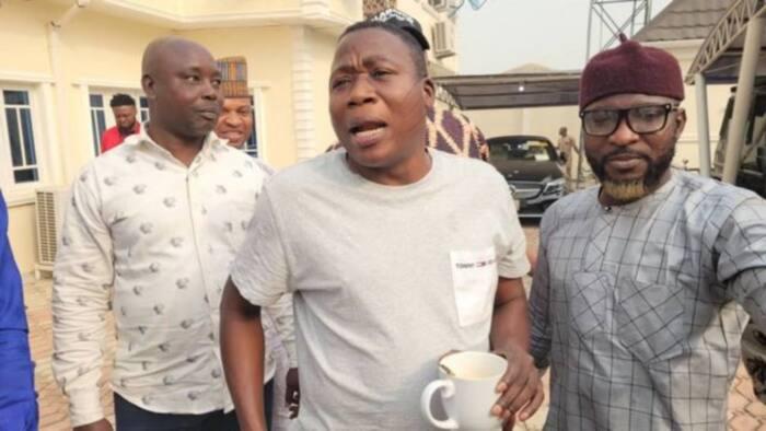 BREAKING: Sunday Igboho rushed to hospital as lawyer reveals life-threatening sickness