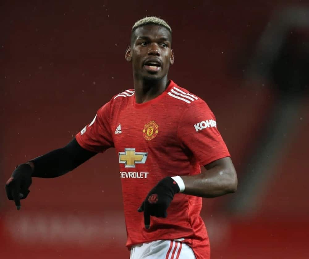 Paul Pogba: Solskjaer claims Frenchman is yet to return to full fitness