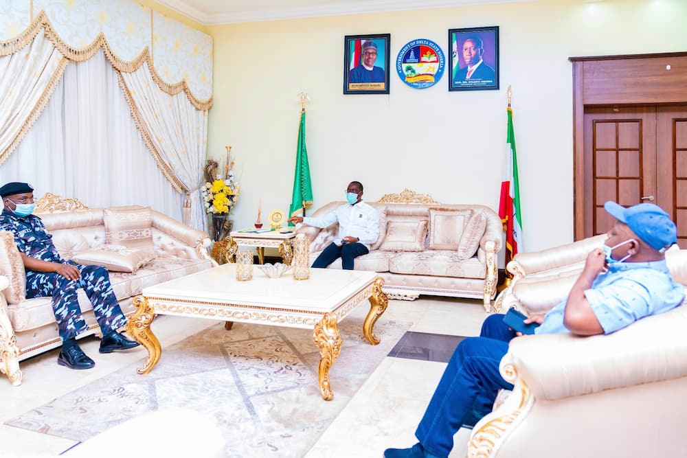Governor Okowa relaxes curfew in Delta state