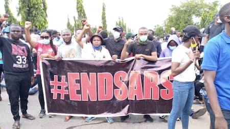 EndSARS: Buhari's govt lists reasons anniversary protests should not be held