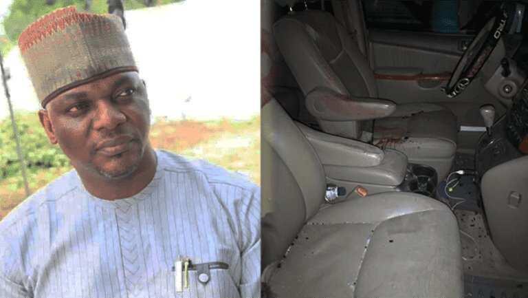 Gunmen Shoot dead Kogi pension commissioner, Solomon Akeweje