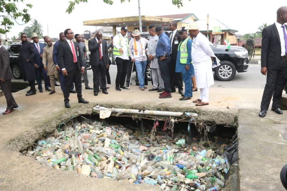 Gov Emmanuel sympathizes with flood victims in Akwa Ibom, orders for remedial measures - Legit.ng