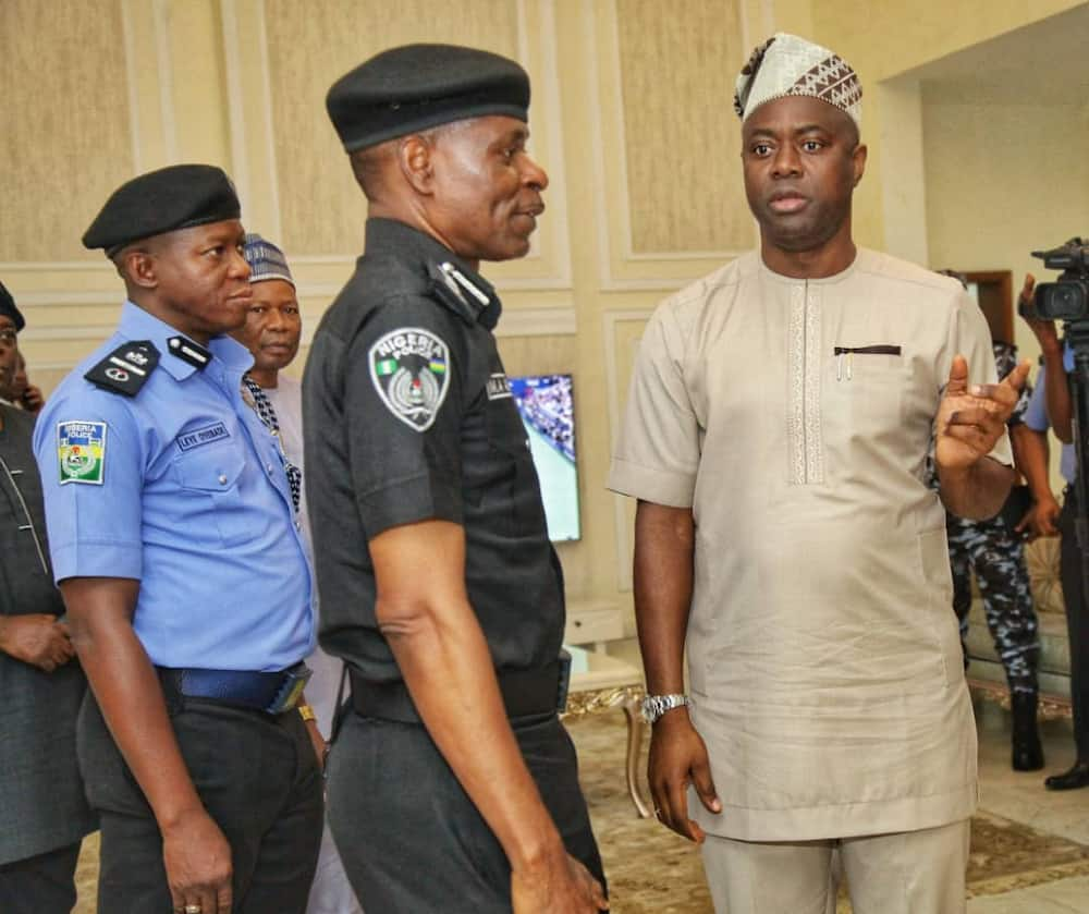 Seyi Makinde shares his achievements as he marks 100 days as Oyo state governor