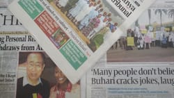Nigerian newspaper review for May 23: PDP reacts to Bulkachuwa's resignation as tribunal throws out Atiku's motion