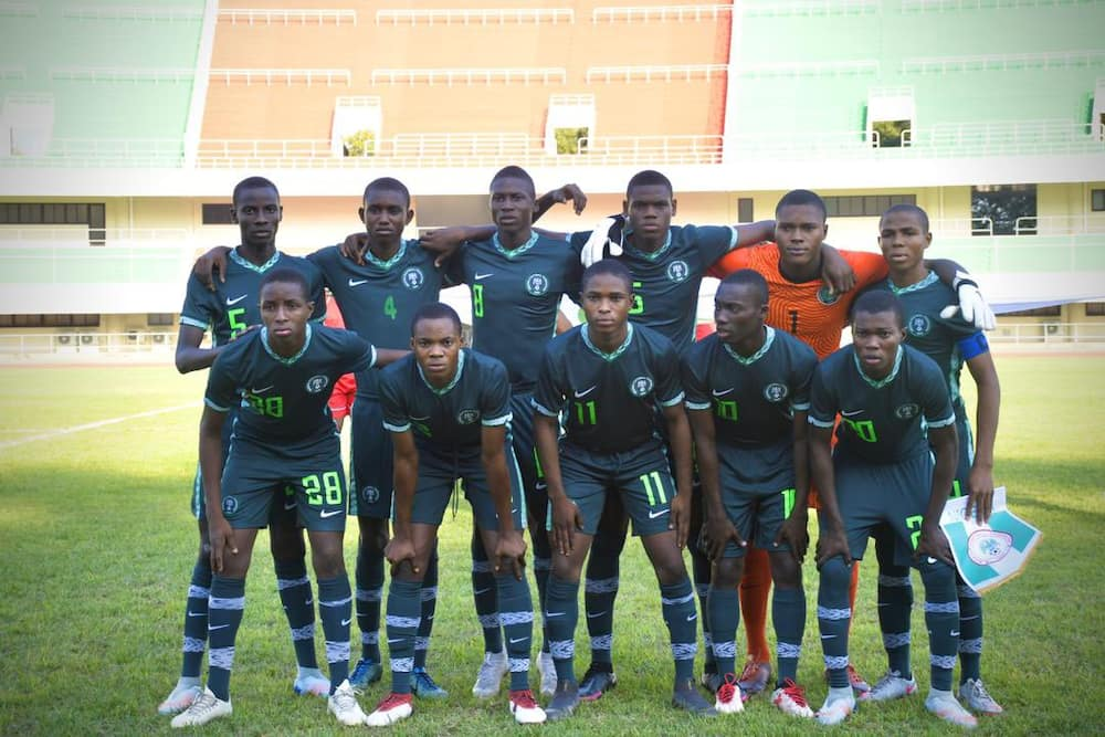 Breaking: Nigeria qualify for U-17 Nations Cup after hard fought win against tough opponent