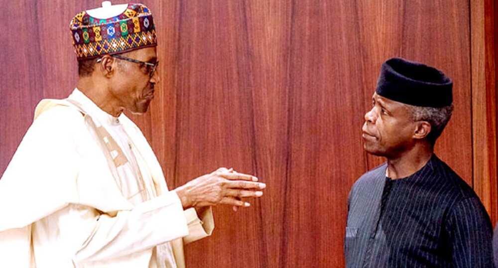 Tafiyar ganin Likita: Buhari ba ya bukatar mika mulki ga Osinbajo - Fadar shugaban kasa