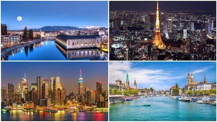 The 10 most expensive cities to live around the world; none is in Africa