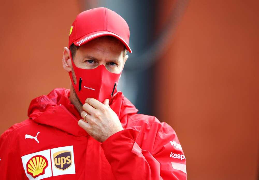 Sebastian Vettel to leave Ferrari for Aston Martin at the end of 2020