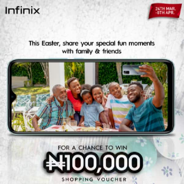 Share Special Moments and Get the Best Deals this Easter with Infinix
