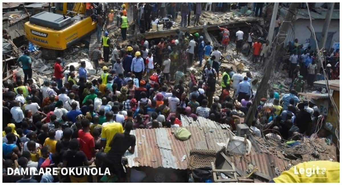 School collapse: Injured pupils in stable condition receiving treatment - Doctor