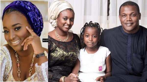 Rikicin aure: Mun daidaita tsakanina da Muhammad Babangida, 'yar gidan biloniya, Rahma Indimi