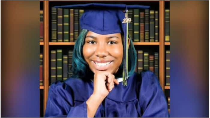 Smart young girl gets 115 college acceptances, N1.3b in scholarships (photo)