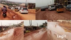 Ogun residents cry out over poor state of roads, send powerful message to Governor Abiodun