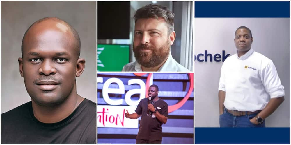 Three Nigerians, a Foreigner Who Turned Complex Society Problems Into Millions of Naira