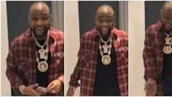 Daddy during the day, rockstar at night: Fans gush over Davido as he jumps on wife material challenge