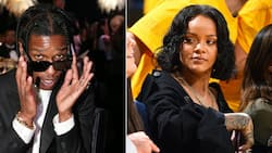 Bouncer denies Rihanna and ASAP Rocky access to club, claims he doesn't recognise them