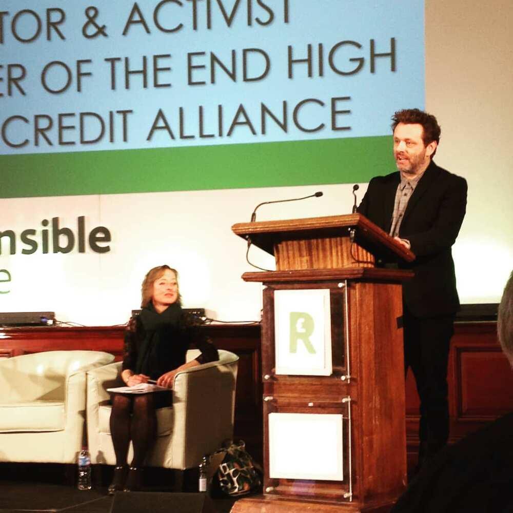 Michael Sheen awards