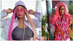 DJ Cuppy says she'll fall in love when she's ready, not because she's lonely