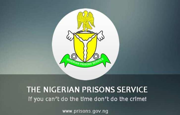 Nigerian prisons service site