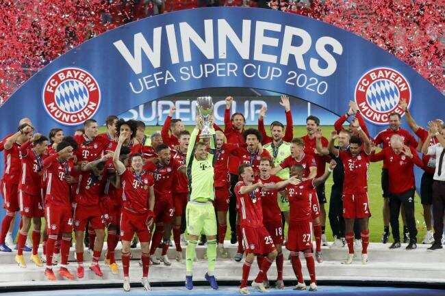 Da duminsa: Bayern Munich ta lashe gasar cin kofin UEFA