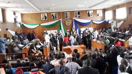 Wife takes late husband's seat in Cross River Assembly