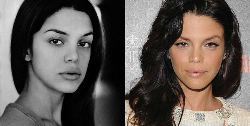 Vanessa Ferlito before and after