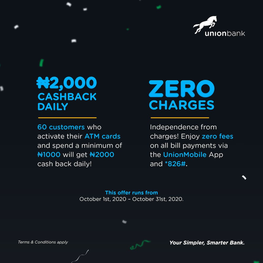 Union Bank unveils Independence promo