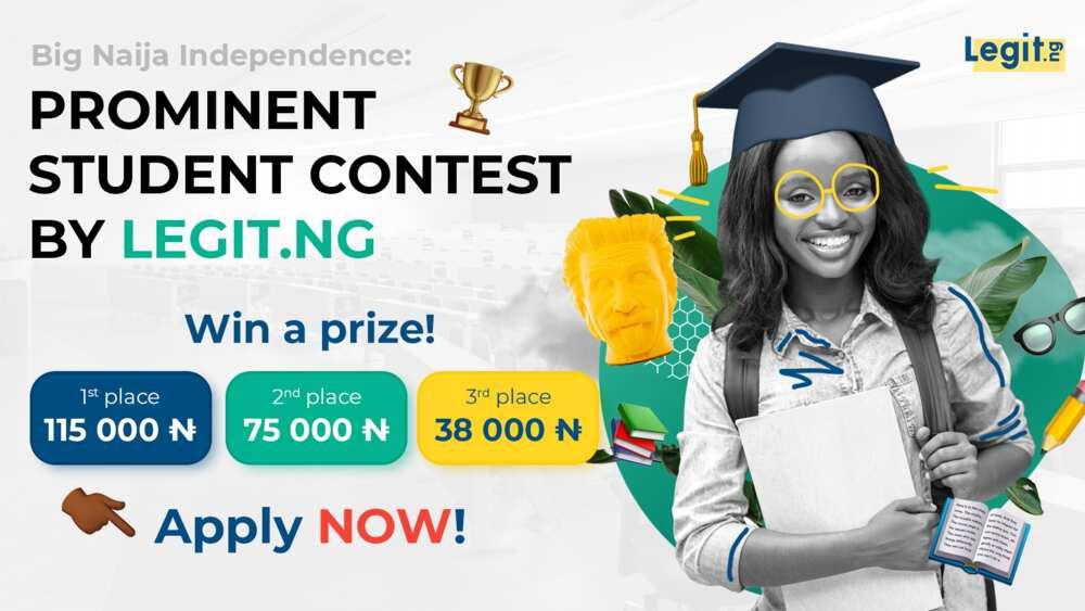 Big Naija Independence prominent student contest