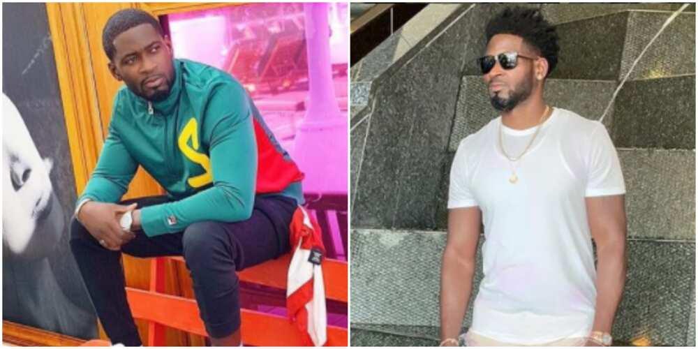 Real men don't shave: Tiwa Savage's ex-husband, Teebillz reveals