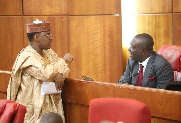 Senator Marafa is against Matawalle's defection