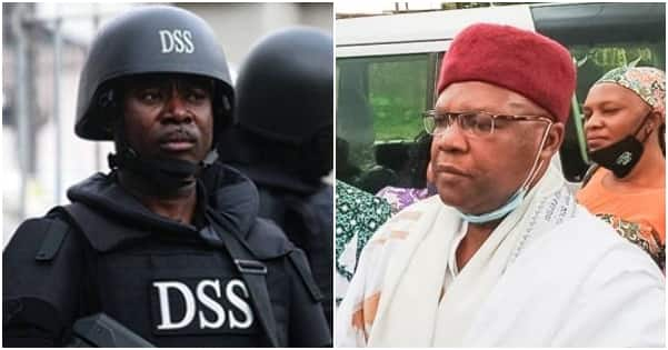 Former CBN deputy governor honours DSS invitation for the third time
