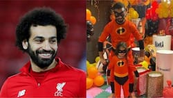Father of the year! See what Liverpool star Salah did to celebrate his daughter's birthday (photo)